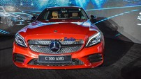 Mercedes-Benz C300: Giá Mercedes C300 2020 mới nhất tháng 4/2020