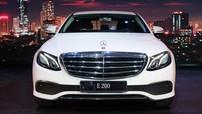 Mercedes-Benz E200: Giá Mercedes E200 2020 mới nhất tháng 7/2020
