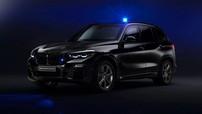 BMW ra mắt X5 Protection VR6  - xe bọc thép dành cho nguyên thủ và doanh nhân giàu có