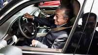 Thủ tướng Malaysia đích thân cầm lái VinFast Lux SA2.0