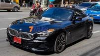 BMW Z4 mui trần thế hệ mới sang chảnh sắp về Việt Nam đã lăn bánh trên đường phố Thái Lan