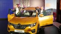 MPV 7 chỗ Renault Triber 2019 chính thức được tung ra thị trường với giá rẻ giật mình