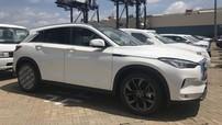 """Infiniti QX50 cập cảng Việt, sẵn sàng """"so găng"""" cùng Mercedes-Benz GLC"""