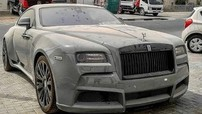 """Giới nhà giàu Dubai """"bỏ rơi"""" dàn xe Rolls-Royce không hề thương tiếc, có cả SUV siêu sang Cullinan"""