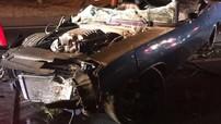 Kevin Hart bị tai nạn ô tô, chiếc xế cổ độ của nam diễn viên bị hỏng nặng