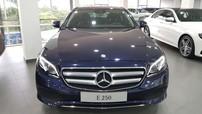 Mercedes-Benz E250: Giá Mercedes E250 2020 mới nhất tháng 7/2020