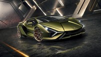 Lamborghini Sián - siêu xe mạnh nhất của thương hiệu Ý - chính thức trình làng