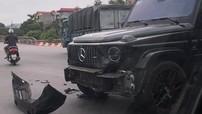 """""""Ông vua địa hình"""" Mercedes-AMG G63 Edition 1 đầu tiên tại Việt Nam gặp nạn"""