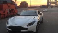"""Nhà giàu Việt tiếp tục """"khui công"""" Aston Martin DB11, đây đã là chiếc thứ 6 nhưng vẫn mang màu sơn độc"""