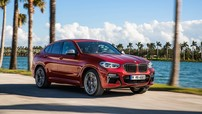BMW X4: Giá BMW X4 2020 mới nhất tháng 4/2020