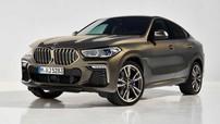 BMW X6: Giá BMW X6 2020 mới nhất, cập nhật giá lăn bánh & khuyến mãi (4/2020)
