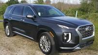 Hyundai Palisade 2020 xuất sắc nhận giải thưởng an toàn Top Safety Pick+