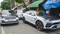 """Bộ ba SUV đắt đỏ hơn 50 tỷ đồng của Minh """"Nhựa"""" trong đám cưới con gái"""