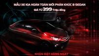 """Có giá từ 399 triệu đồng, Kia Soluto """"lăm le"""" giật khách của Toyota Vios, thậm chí cả Vinfast Fadil"""