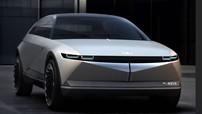 Hyundai 45 EV - Mẫu concept lấy cảm hứng quá khứ để tạo hướng thiết kế cho tương lai