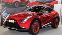 San Yuan - Một trong những mẫu xe concept lạ lùng nhất ở Triển lãm Ô tô Frankfurt 2019