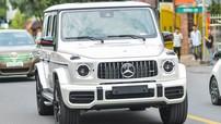 """Doanh nhân Bình Dương tậu Mercedes-AMG G63 Edition 1 màu trắng tương tự xe của Minh """"Nhựa"""""""