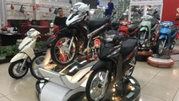 Ngày đầu bán ra thị trường, giá xe Honda Wave RSX chênh lệch 200.000 - 500.000 đồng
