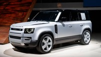 Đánh giá nhanh Land Rover Defender 2020: Huyền thoại việt dã trở lại, lợi hại hơn xưa