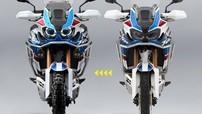 Honda tiết lộ thông tin mới về xe việt dã Africa Twin 2020
