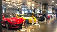 Tầng hầm đỗ xe này tại Thái Lan chỉ dành cho giới siêu giàu sở hữu siêu xe