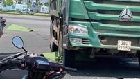 """Thanh Hóa: Va chạm với ô tô tải """"hổ vồ"""", đôi nam nữ đi xe máy tử vong tại chỗ"""