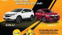 Honda Việt Nam tặng quà cho khách mua CR-V và HR-V
