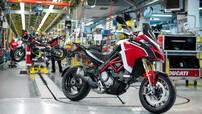 Chiếc Ducati Multistrada thứ 100.000 chính thức xuất xưởng, trở thành bản đặc biệt độc nhất trên thị trường