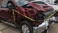Chào thua đám tội phạm tuổi teen dám ăn trộm 8 chiếc bán tải GM mới với tổng giá trị gần 15 tỷ Đồng