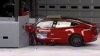 Tesla Model 3 tiếp tục chứng minh độ an toàn với giải thưởng Top Safety Pick+