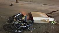 Bình Dương: Đôi vợ chồng trẻ tử vong dưới bánh xe container trên đường đưa em trai về nhà trọ