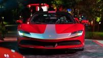 Siêu phẩm hybrid Ferrari SF90 Stradale lần đầu tiên đến châu Á, giá hơn 25 tỷ đồng