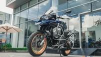 BMW R1250GS tại Việt Nam có giá bán chính thức, khởi điểm ở mức 629 triệu đồng
