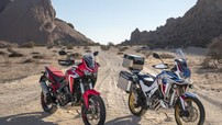 Honda chính thức ra mắt xe việt dã Honda CRF1100L Africa Twin 2020 với hàng loạt cải tiến đáng chú ý