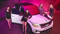 Nhóm nhạc nữ Blackpink đẹp xuất sắc trong video quảng cáo SUV giá rẻ Kia Seltos 2020