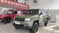 SUV Trung Quốc BAIC BJ40 được bổ sung phiên bản đặc biệt với số lượng đúng 700 chiếc