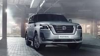 Nissan Patrol 2020 trình làng với thiết kế cải tiến, cạnh tranh Toyota Land Cruiser