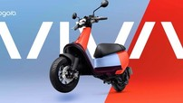 Gogoro Viva - Xe máy điện đáng yêu cho nội đô với giá 41,5 triệu đồng