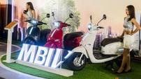 Đánh giá nhanh xe máy điện MBIGO MBI V: Phương tiện thay thế xe ga dành cho chị em, đắt ngang Honda SH Mode