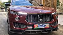 SUV hạng sang Maserati Levante đầu tiên ở Việt Nam lên gói độ Shtorm GT của hãng Larte Designs