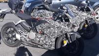 Cận cảnh Ducati 959 Panigale 2020 ngoài đời thực, có thể đổi tên thành Ducati Panigale V2 SuperSport