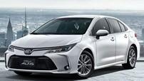 Toyota Corolla Altis: Cập nhật giá xe Altis 2020 và tin khuyến mãi mới nhất tháng 4/2020