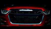 Xe bán tải Isuzu D-Max 2020 lộ diện trước khi ra mắt Đông Nam Á vào tuần sau