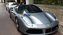 Ferrari 488 GTB cũng được nhà giàu Thái ưa chuộng nhưng siêu xe xếp hàng phía sau mới khiến đại gia Việt chú ý
