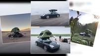 Chủ xe Porsche 911 này chứng minh rằng bạn không cần đến SUV để đi dã ngoại