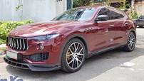Đánh giá xe Maserati Levante độ Larte Designs độc nhất Việt Nam
