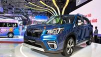 Subaru triệu hồi xe Forester để khắc phục lỗi lắp ống xả trước