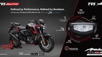 Thương hiệu xe Ấn Độ TVS ra mắt xe mô tô thông minh với nhiều chức năng đáng kinh ngạc