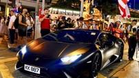 Sự thật Quách Phú Thành lái chiếc siêu xe Lamborghini có giá đến 6 triệu đô la