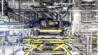 Chứng kiến quá trình lắp ráp từ A-Z của Porsche Taycan 2020